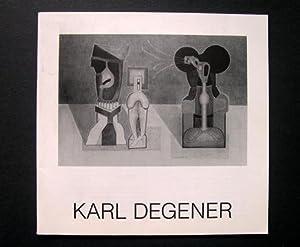 Karl Degener zum 75. Geburtstag. Zeichnungen 1943: Wagner, Friedrich A.
