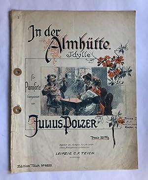 Walzer zu 2 Händen: 1) Les Patineurs: Sammelbd. mit Musikdrucken:
