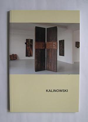 Horst Egon Kalinowski. Hg. vom Kunstverein Wilhelmshöhe