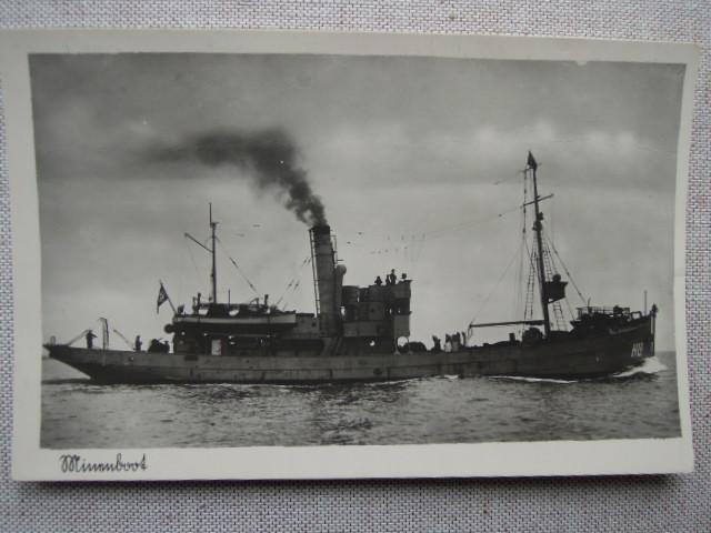 Minenboot Oldenburg Verlag Julius Simonsen Ungelaufen
