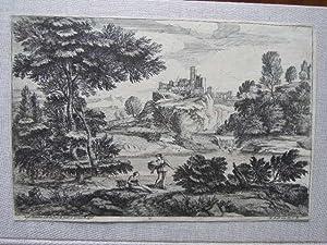 Blatt 5 aus einer Folge von 6: Cabel, Adrian van