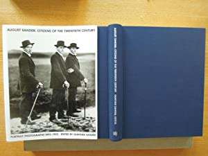 August Sander - Citizens of the Twentieth: Sander, Gunther (edited