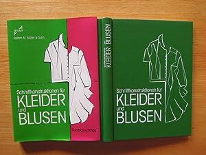 Schnittkonstruktionen für Kleider und Blusen. System M.