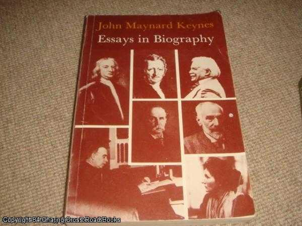 john maynard keynes essays in biography Free john maynard keynes papers, essays, and research papers my account your search returned over 400 essays for  biography of john maynard keynes .