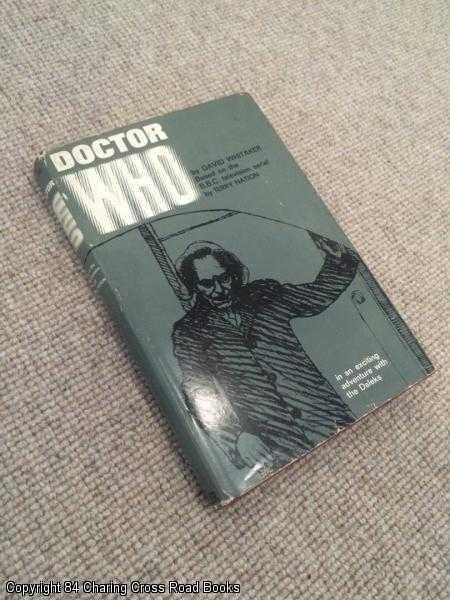 Doctor Who in an Exciting Adventure with the Daleks (1st Edition 1964 Hardback, illus.): David ...