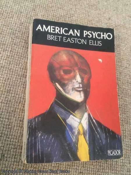 American Psycho (1991 Picador PB, Arisman Cover): Ellis, Bret Easton