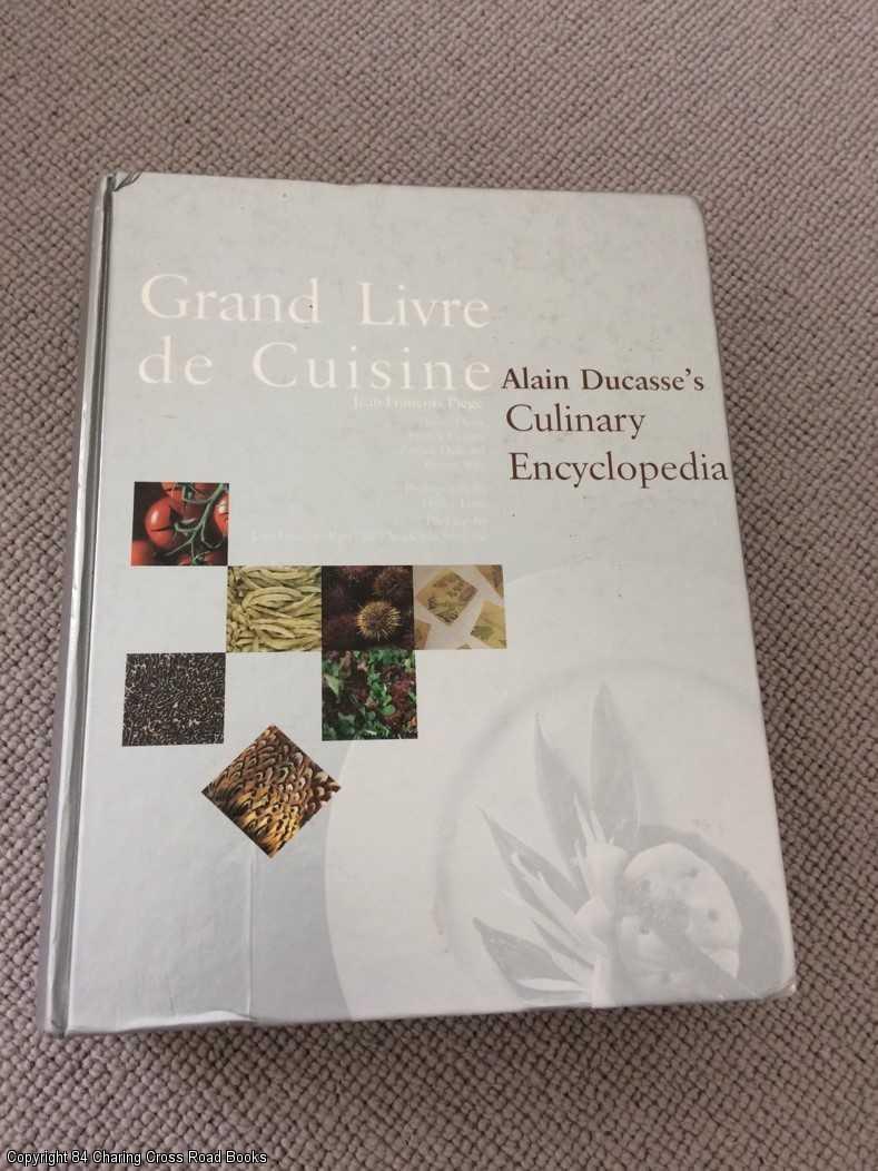 Grand livre de cuisine zvab for Livre cuisine ducasse