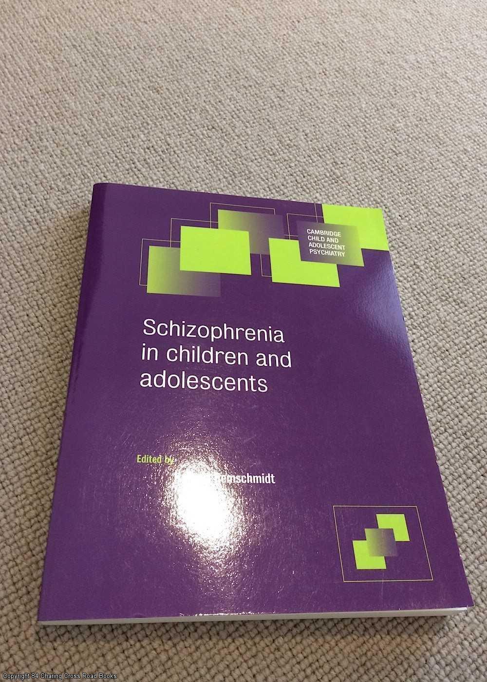 Schizophrenia in Children and Adolescents
