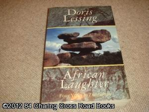African Laughter: Four Visits to Zimbabwe (1st: Lessing, Doris