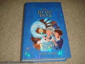 The Blue Boa (Children of the Red King) (SIGNED 1st edition): Nimmo, Jenny