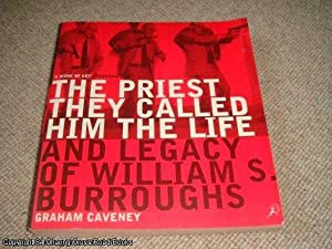 William Burroughs: The Priest They Called Him (1st edition paperback)