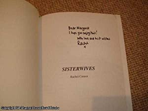 Sisterwives (Signed 1st ed paperback): Rachel Connor