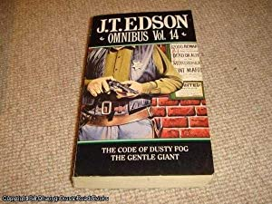 "Omnibus vol 14 ""Code of Dusty Fog"", ""Gentle Giant"" (1st 1992 paperback): Edson,..."