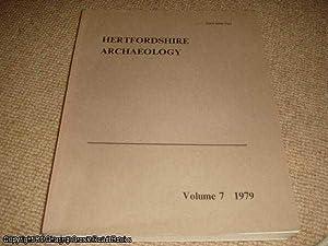 Hertfordshire Archaeology Volume 7 - 1979: Davies, Gareth; Busby, Richard