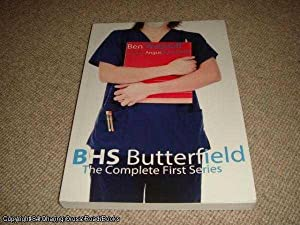 BHS Butterfield: The Complete First Series (SIGNED paperback)