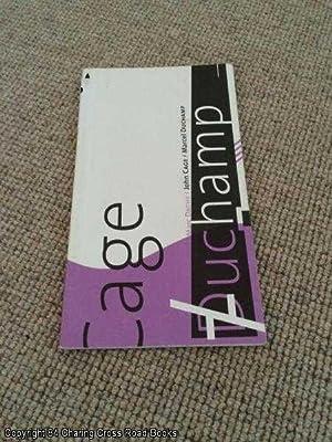 John Cage / Marcel Duchamp: Dachy, Marc