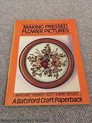Making Pressed Flower Pictures