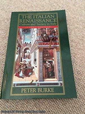 The Italian Renaissance: Culture and Society in Italy (2nd edition)