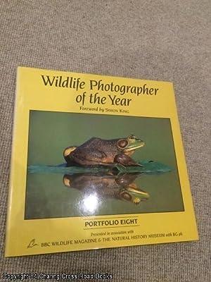 Wildlife Photographer of the Year Portfolio Eight (Vol 8): Coghlan, Sheelagh; King, Simon