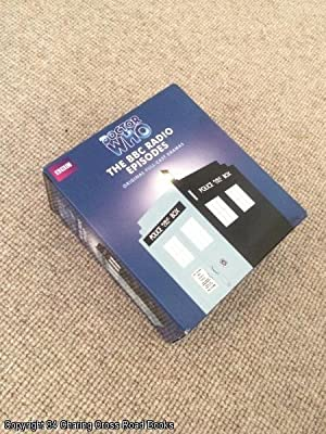 Doctor Who: The BBC Radio Episodes (9 CD box set)