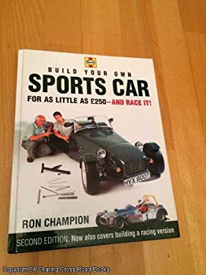 Build Your Own Sports Car for as: Champion, Ron