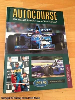 Autocourse 1995 - 1996: Henry, Alan (ed.)