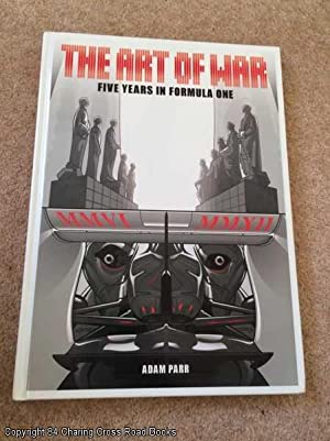 The Art of War - Five Years in Formula One (Twice Signed Limited ed #395)