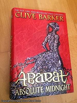 Absolute Midnight (Book of Abarat 3; 1st: Clive Barker