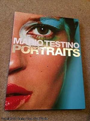 Mario Testino: Portraits: Patrick Kinmouth, Mario