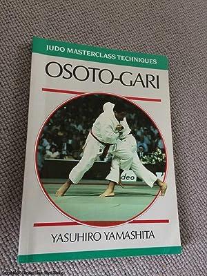 Osoto-gari (Judo Masterclass Techniques): Yamashita, Yasuhiro