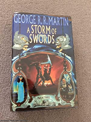 A Storm of Swords (SIGNED 2nd impression: Martin, George R.