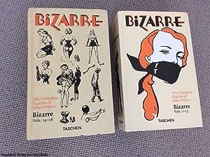 The Complete Bizarre - reprint of John: Willie, John; Kroll,