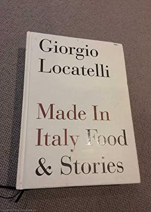 Made in Italy: Food and Stories (1st edition)