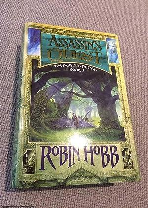 Assassin's Quest (2nd Impression 1st Voyager Hardback,: Hobb, Robin