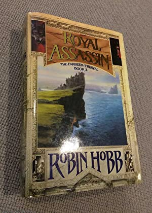 Royal Assassin (The Farseer Trilogy) (1st impression: Hobb, Robin