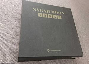 Sarah Moon 1 2 3 4 5 (box set with DVD)