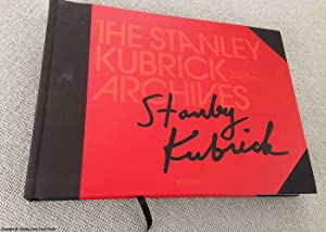 The Stanley Kubrick Archives (1st edition large format hardback, with interview CD and 70mm strip)