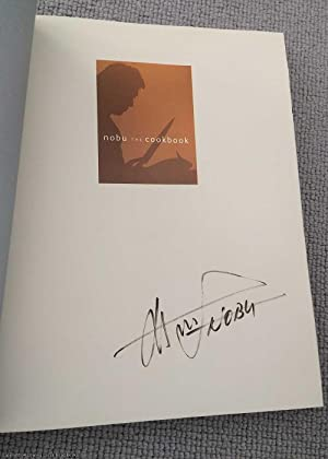 Nobu: The Cookbook (SIGNED 1st impression hardback)