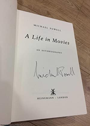 A Life in Movies - an autobiography (Signed)