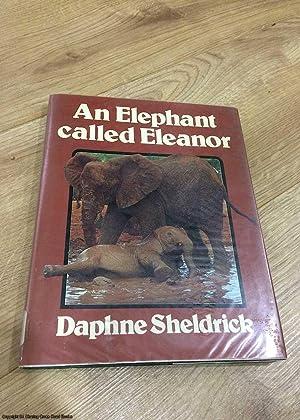 An Elephant Called Eleanor (1st edition hardback): Sheldrick, Dame Daphne