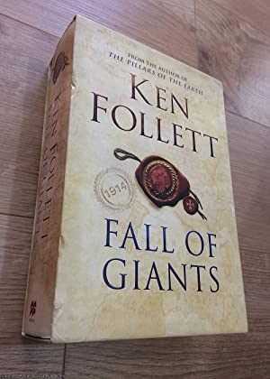 Fall of Giants (Signed Limited Edition #304): Follett, Ken