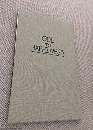 Ode to Happiness (Signed by Alexandra Grant, Keanu Reeves)