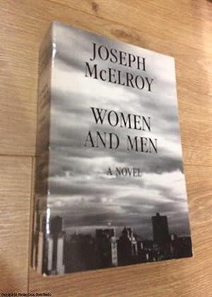 Women and Men (1st 1993 Dalkey Archive: McElroy, Joseph