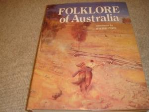 Folklore of Australia (1984 Reed Books Hardback, revised ed): Stone, Walter (intro)