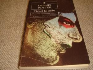 Ticket to Ride (1ST EDITION FABER PB - KLIMOWSKI COVER): Potter, Dennis