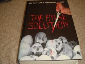 Final Solution (SIGNED by both authors, first: Sid Latham, Geoffrey