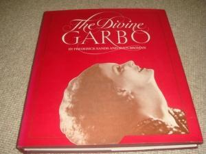 The Divine Garbo (1st edition hardback, large format): Frederick Sands, Sven Broman