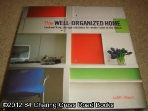The Well-Organised Home (1st edition hardback)