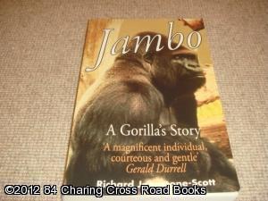 Jambo: A Gorilla's Story (1st edition paperback): Richard Johnstone-Scott