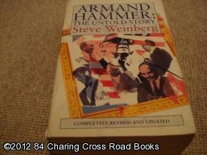 Armand Hammer (1992 revised edition PB): Steve Weinberg